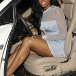 REDUCED! #RHOA Porsha Williams' Rolls Royce Reportedly Still For Sale…