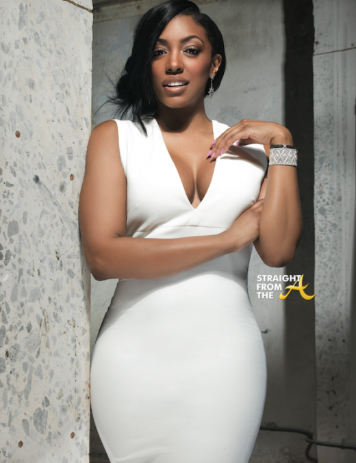 #RHOA Porsha Williams Lands 1st Magazine Cover Shot for 'Upscale' Beauty Issue… (PHOTOS)