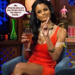 Funny? Or Nah? #RHOA Claudia Jordan Compares Black Man to 'Monkey' During Stand-Up Routine… [VIDEO]