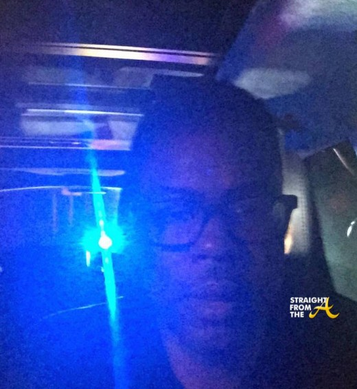 Chris Rock - Police Stop March 31 2015