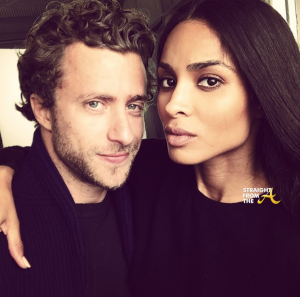 Ciara and Francesco Carrozzini