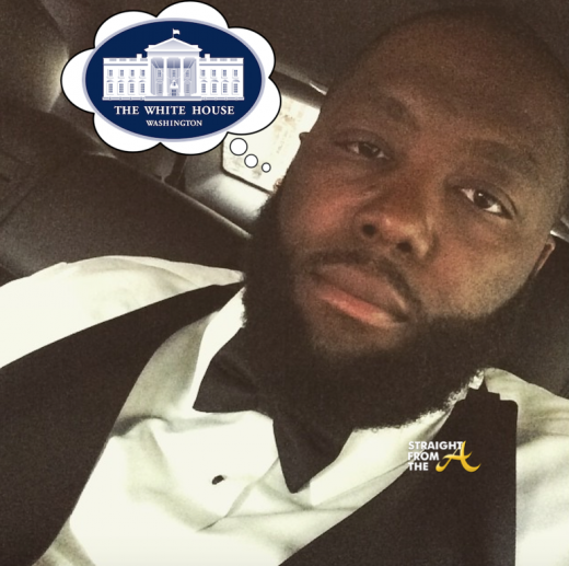 Instagram Flexin: Killer Mike Attends 2015 White House Correspondent's Dinner… (PHOTOS)
