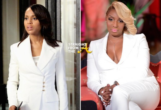Who Wore It Best? Nene Leakes #RHOA vs Olivia Pope #Scandal (PHOTOS)