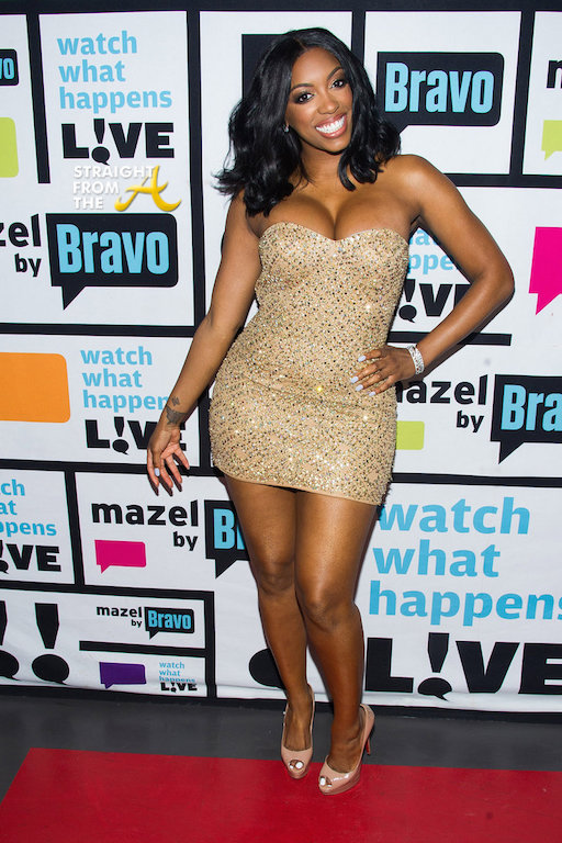 NEWSFLASH! #RHOA Porsha Williams Does Not Care What You Think About Her THOT attire…