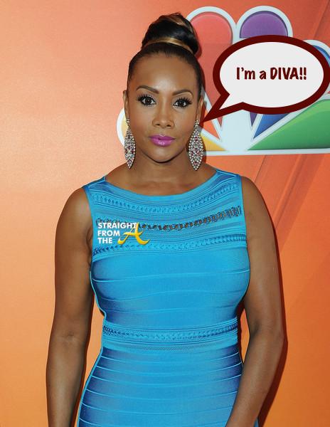 Vivica A Fox - Hollywood Divas