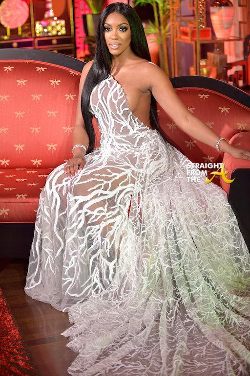 Real Housewives of Atlanta Reunion Porsha Williams