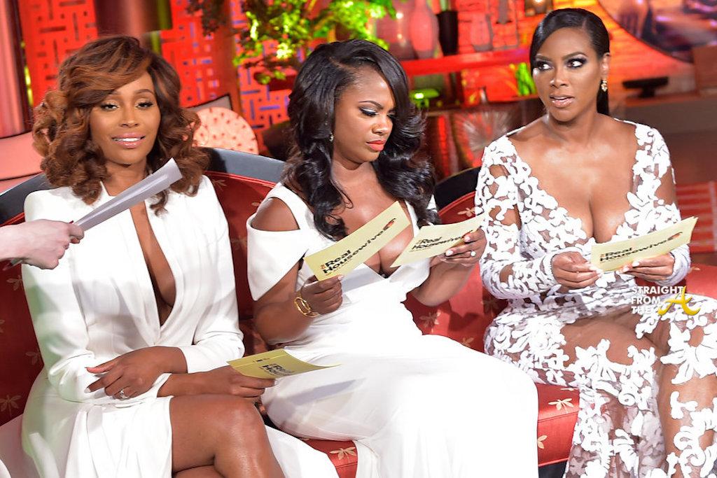 Real Housewives Of Atlanta Season 6 Reunion Part Two Chris Brown