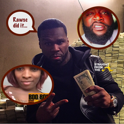 NEWSFLASH! 50 Cent Sues Rick Ross Over 'Baby Mama' Sex Tape…