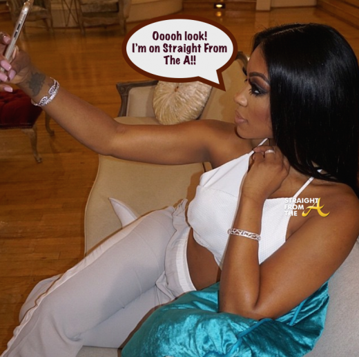 #RHOA Porsha Williams Offers Sneak Peek of 'Go Naked' Lingerie Shoot… [PHOTOS + VIDEO]