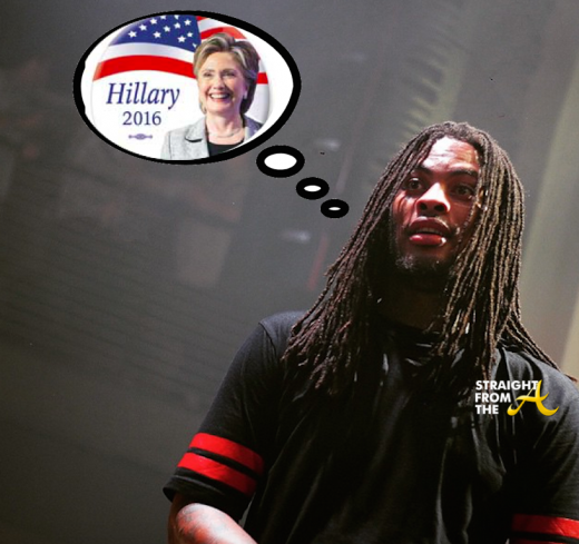 Waka Flocka Hillary Clinton 2016