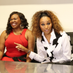 EXCLUSIVE: One on One w/ Cynthia Bailey (Part 1): Addresses #RHOAReunion, Team Petty, Unmarried Housewives & More… [VIDEO]