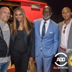 Quick Pics: #RHOA Cynthia Bailey, Peter Thomas, Eva Marcille & More at Def Comedy Jam… (PHOTOS)