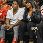 Boo'd Up – Bobby V. & Jhonni Blaze Spotted at Atlanta Dream Game… [PHOTOS]