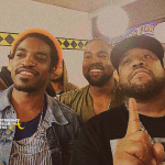 Instagram Flexin: Big Boi, Andre 3000 & Kanye West Spotted at Atlanta Waffle House… [PHOTOS]