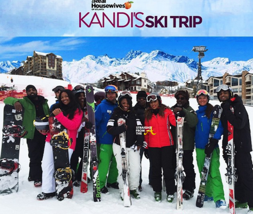 In Case You Missed it: #RHOA Kandi's Ski Trip – Episode #2 [WATCH FULL VIDEO] #SkiTrip