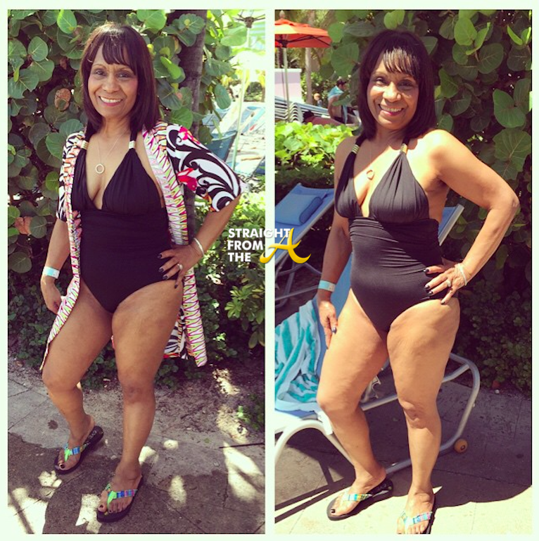 Beach Body Motivation – Check Out Mama Joyce's Sleek ...