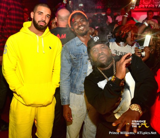 Drake and Outkast
