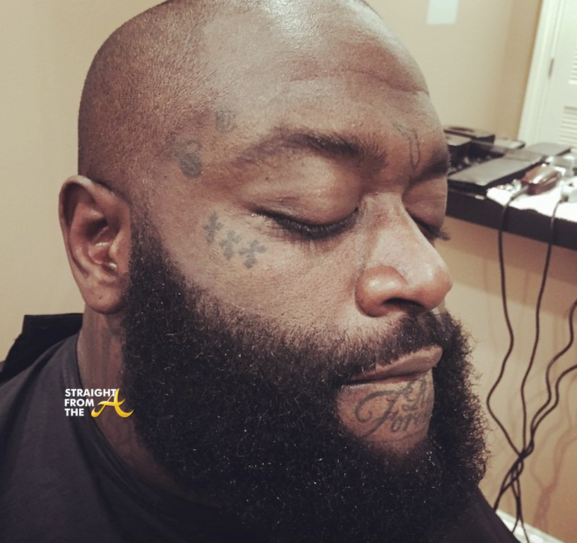 In the tweets rick ross bonds out other inmates after fayette county