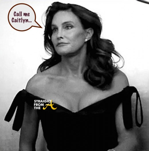Bruce Jenner Makes Cover Debut As A Woman… Meet Caitlyn. [PHOTOS + BTS VIDEO]