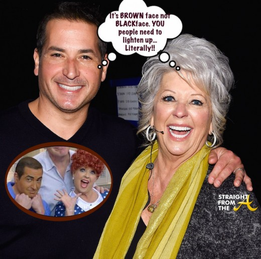 Bobby and Paula Deen Brownface Scandal 2
