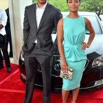 ENGAGED!!! #Empire Stars Grace Gealey and Trai Byers Headed Towards the Altar… [PHOTOS]