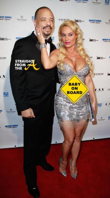 Ice T Coco pregnant 4