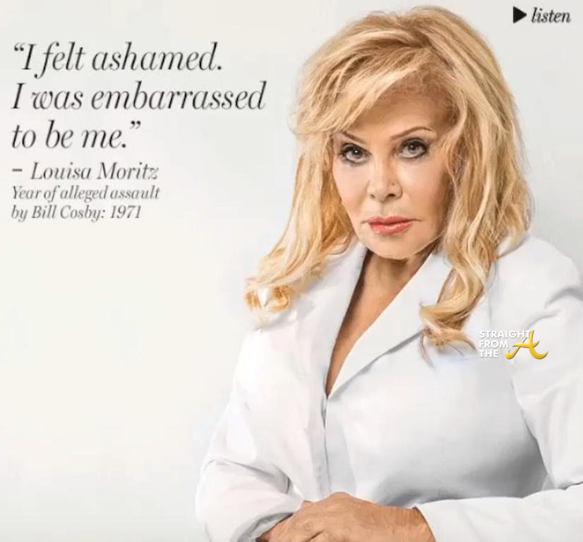 Louisa Moritz Net Worth