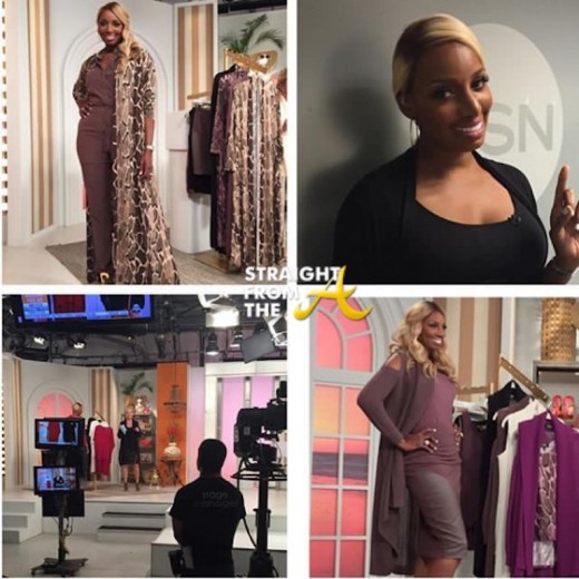 Nene Leakes Celebrates 1 Year Anniversary of HSN Clothing Line + Plans New Furniture Line! [PHOTOS]