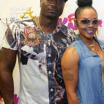 Boo'd Up: #LHHATL Rasheeda and Kirk Frost Spotted at 'Foot Kandy' Shoe Launch… (PHOTOS)