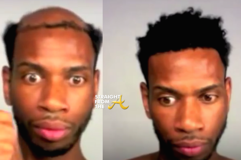 how to get a wave near hairline