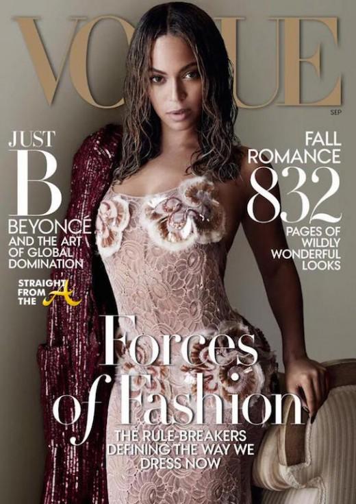 Beyonce Vogue September 2015 1