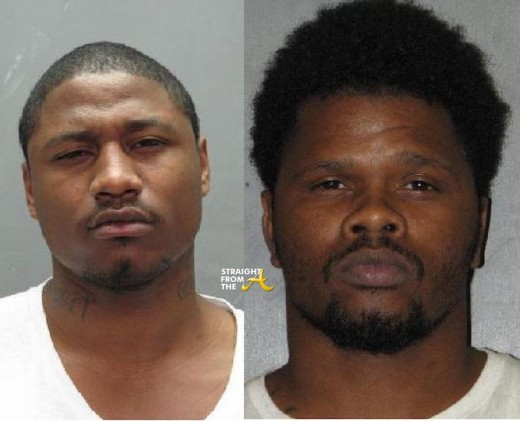 Casey and Walter Johnson Mugshots - Toya Wright Brothers
