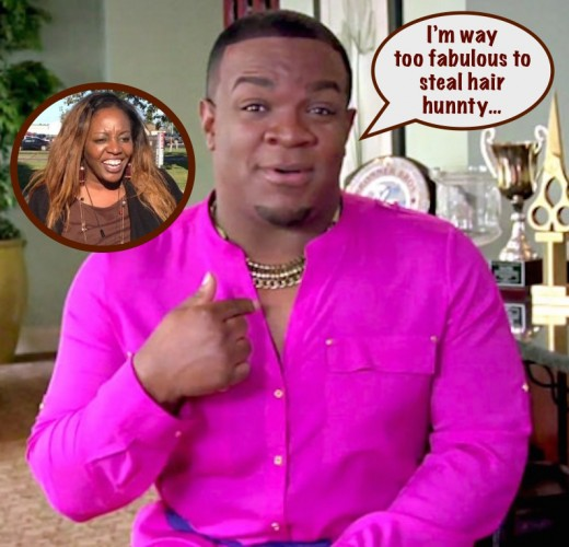 CASE DISMISSED!! Celebrity Hairstylist Derek J. Wins 'Stolen Weave' Lawsuit…. [EXCLUSIVE DETAILS]