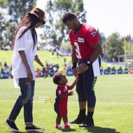 ciara russell wilson training camp
