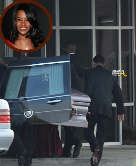 Bobbi Kristina Casket Photo Reportedly Sold For Over 6 Figures…