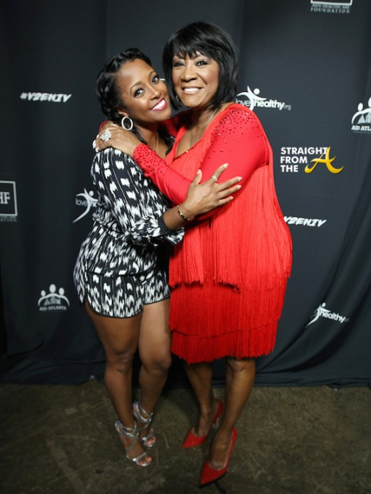 Keisha Knight-Pulliam, Patti Labelle