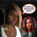 In The Tweets: Nene Leakes Spills #RHOA Season 8 Tea! Who's Got A Fake Boyfriend??