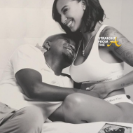 Neyo Crystal Renay married pregnant 1