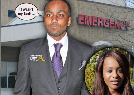 Nick Gordon Bobbi Kristina 1