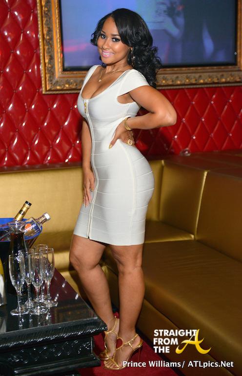 Boo D Up Lhhatl Tammy Rivera Celebrates Birthday W Waka