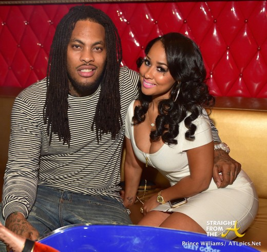 Waka Flocka Flame and Tammy Rivera 1