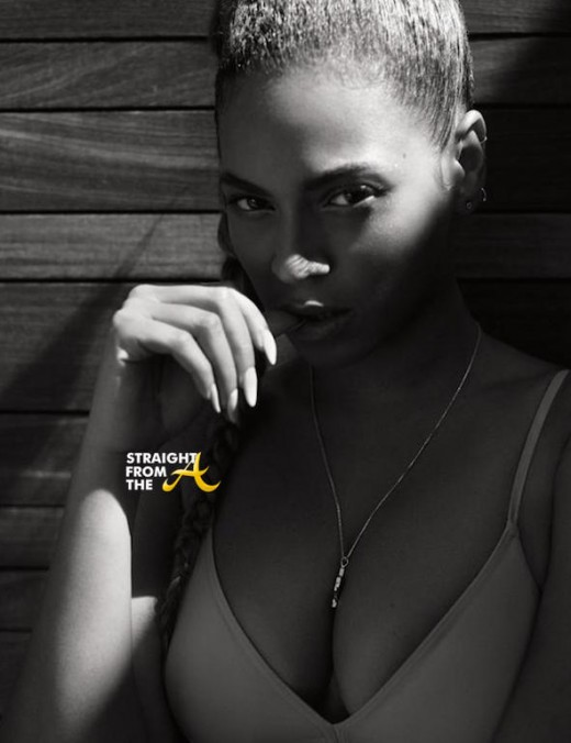 Beyonce Flaunt Magazine 2
