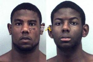 Christopher Ervin (left), 22, Cameron Ervin (right), 17