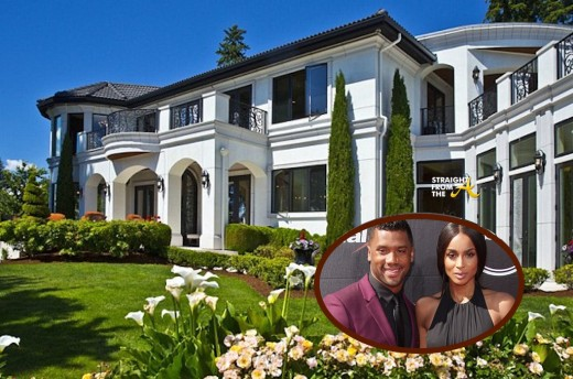 Ciara Russell Wilson New Home