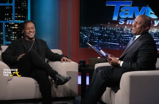 D'Angelo Tavis Smiley 1