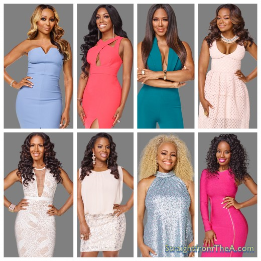 Real housewives of atlanta fans with a sneak peek of the season 8 cast