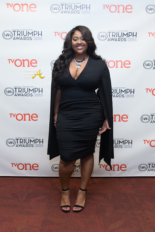 Atlanta Hosts 2015 Triumph Awards: Tichina Arnold, Tyrese, Jazmine ...