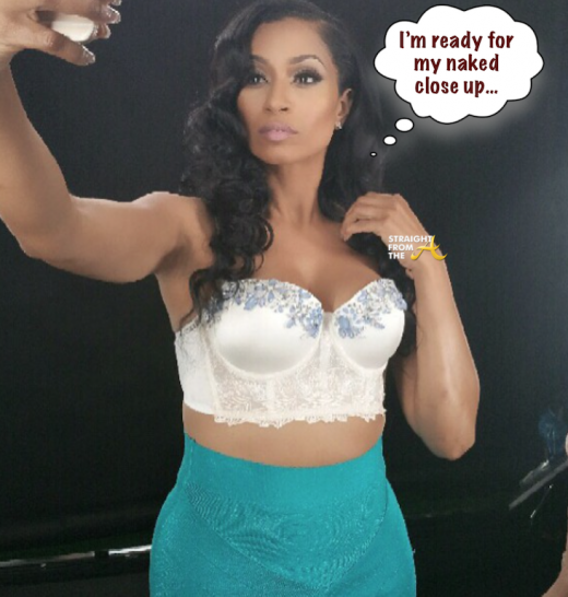 Is 40 Really The New 20? #LHHATL's Karlie Redd Explains Decision To Bare 'Ass'ets for Playboy Plus… [PHOTOS]