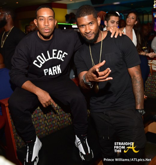 LudaDay Weekend 2015: Ludacris, Usher, Gabrielle Union, D. Wade & More Attend Celebrity Bowling Tournament… [PHOTOS]