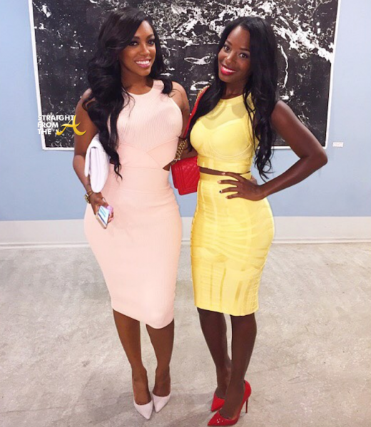 Porsha Williams Shamea Morton 2